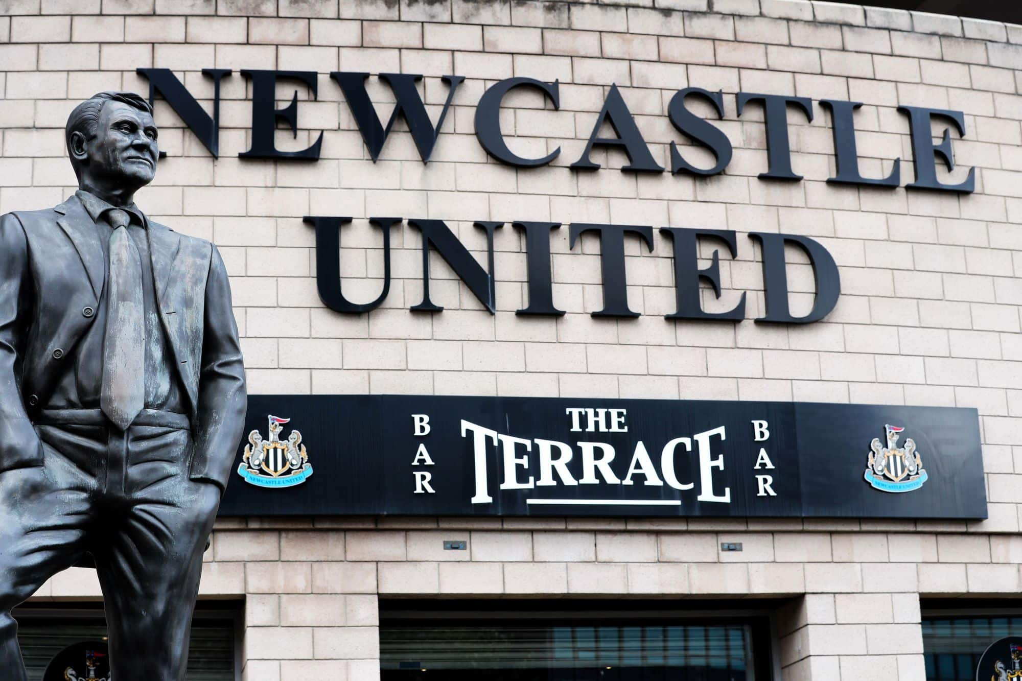 Bobby Robson (Newcastle)